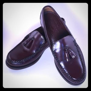 Sebago Classic Will Tassel Loafer Brown Burgundy
